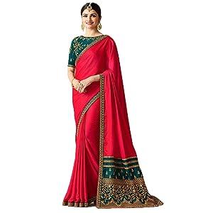 heavy saree