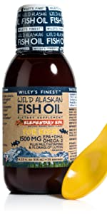 Wiley's Finest Elementary EPA Mango Peach Flavor