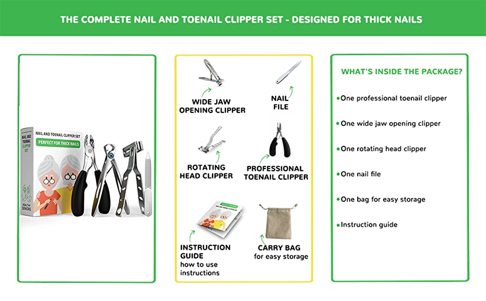 nail clippers for seniors