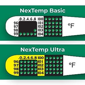 NexTemp Basic amp; Ultra