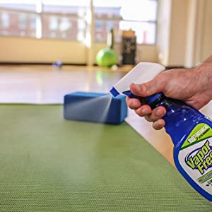Vapor Fresh Sports Cleaning Deodorizing Spray
