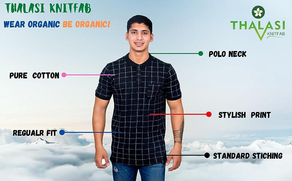 polo's t-shirt for men