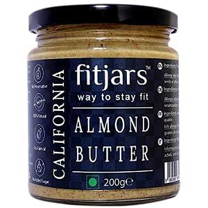 almond butter,nut butter,dry fruits butter,badam butter,diwali offer,organic butter,fitjars,combo