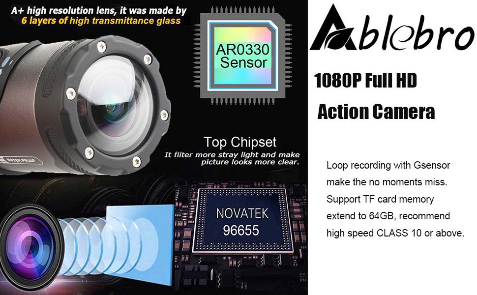 1080P FULL HD VIDEO CAM