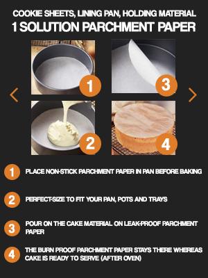 parchment paper sheets for baking precut parchment paper for baking moldes para pasteles