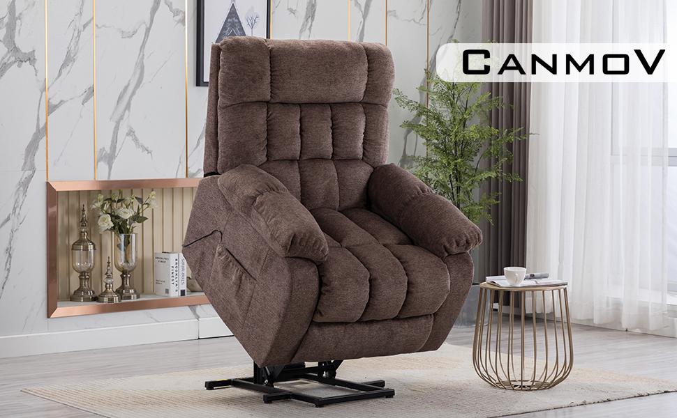 lift recliner with massage heating