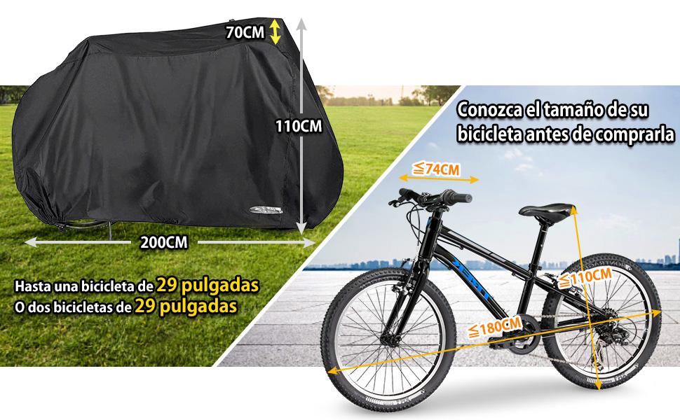 Funda bici Impermeable