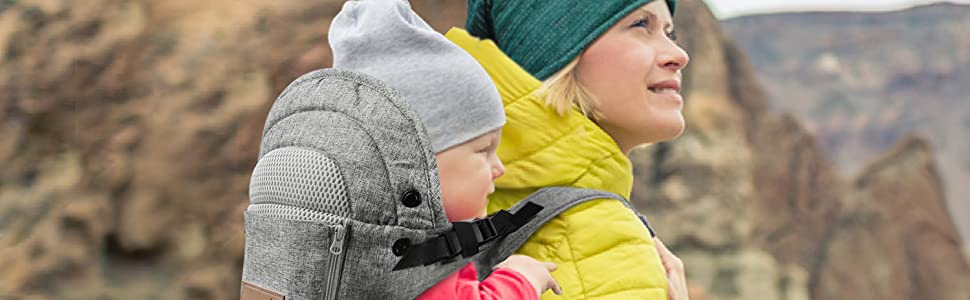 baby carrier back packing for hiking