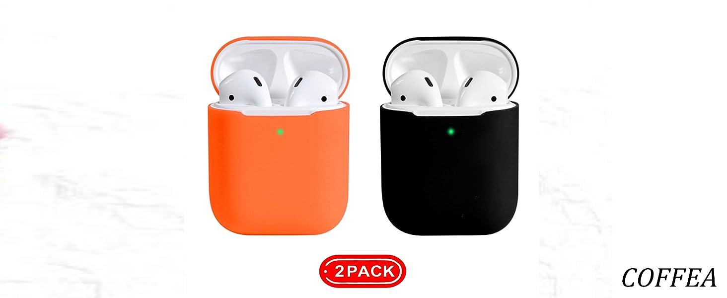 AirPods Case Orange