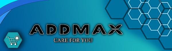 Addmax logo