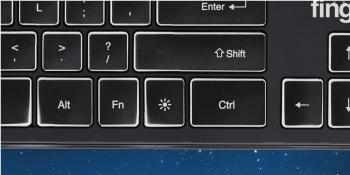 FINGERS Magnifico MoonLit Keyboard Keys