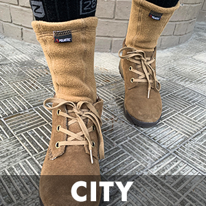 casual country town city everyday fashion warmer shoes liner dress socks fleece style