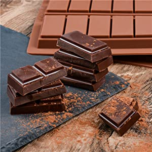 silicon molds for chocolate candy making molds