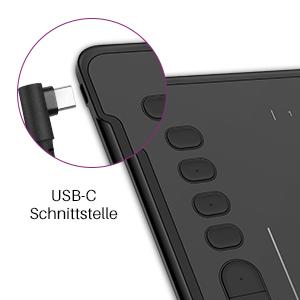 USB-C interface