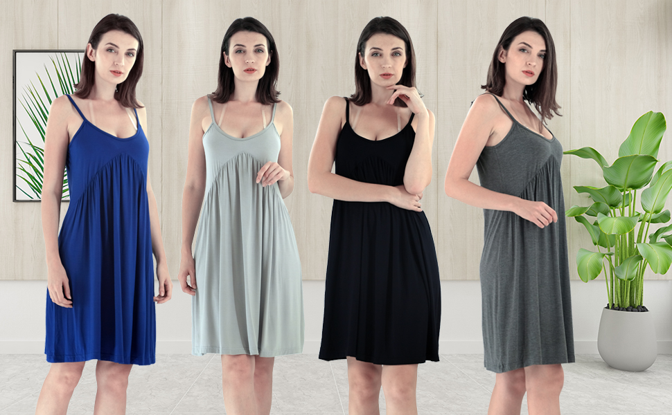 Loisak nightgowns for women