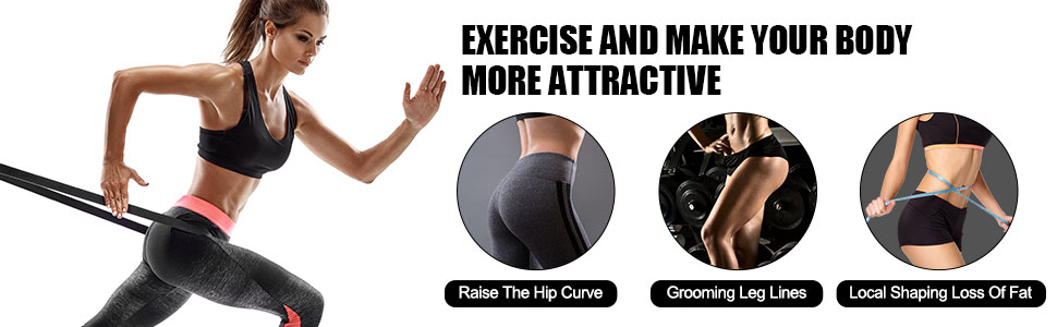 Exercise to make your body attractive