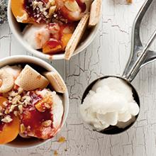 ice cream scoop set