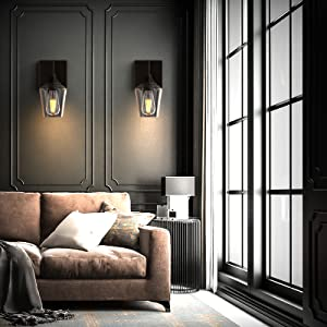 wall light sconce