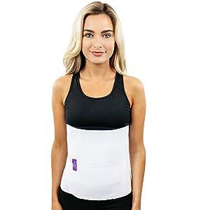 skinny vest corset