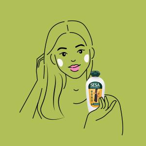Sesa oil, Sesa shampoo, Ayurvedic shampoo for hair fall control, Ayurvedic shampoo for dandruff