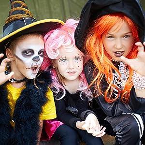 Childrens Halloween Costumes, Witch, Dracula, Pirate, Devil, Ghost, Pumpkin