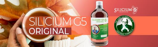 SILICIUM G5 ORIGINAL| Silicio Liquido bebible | Aumenta la ...