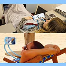 Flexible Gooseneck Lazy Cell Phone Holder Stand, better life experience