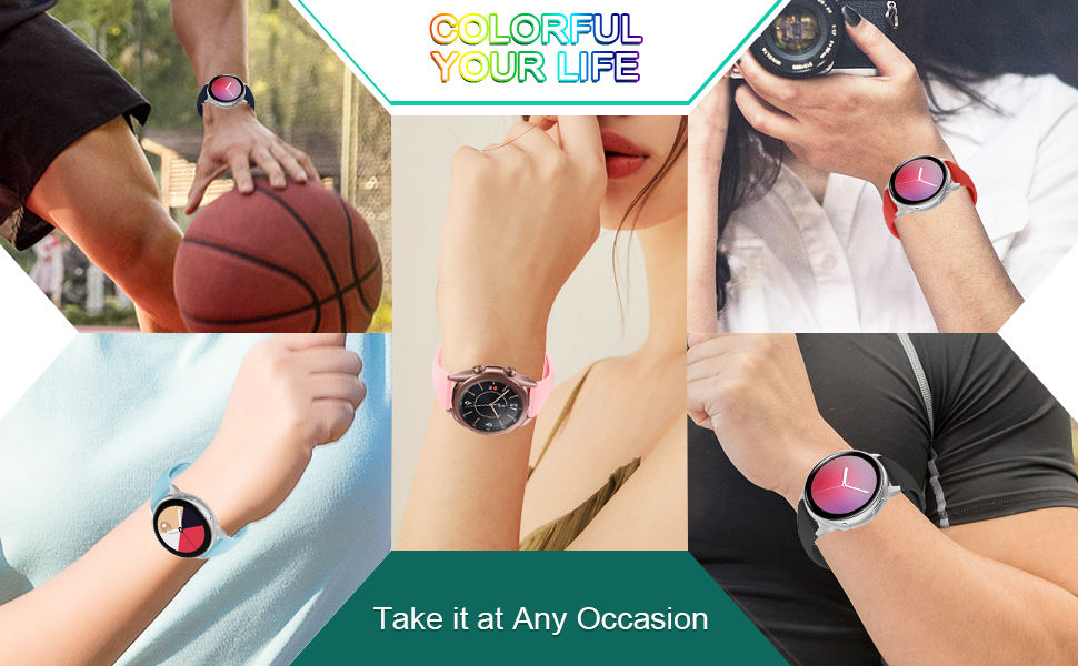 Samsung Active 2 Watch Band