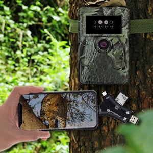 trail camera sd card viewer