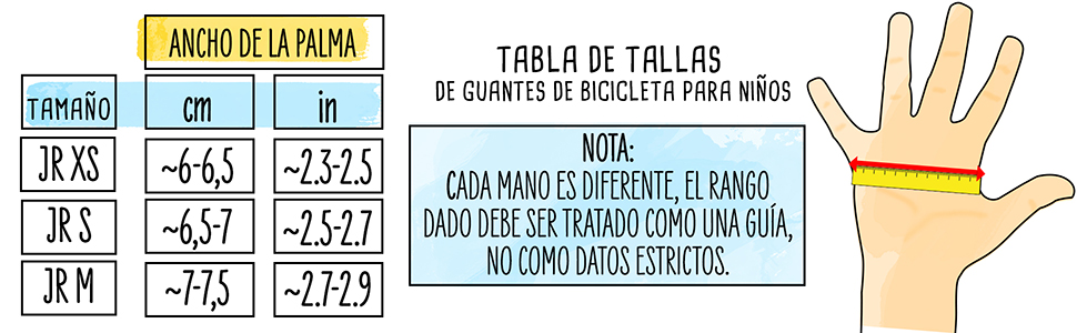 meteor Guantes de Ciclismo niñas y niños - Guantes Bicicleta para Infantil MTB BMX Carretera Montaña sin Dedos (XS ~6-6,5cm, Dinosaur): Amazon.es: Deportes y aire libre