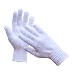 Bison Life Knit Cotton Work Gloves Lightweight String Knit For Men Women Or Children Bulk Pack Of 36 Pairs Amazon Com