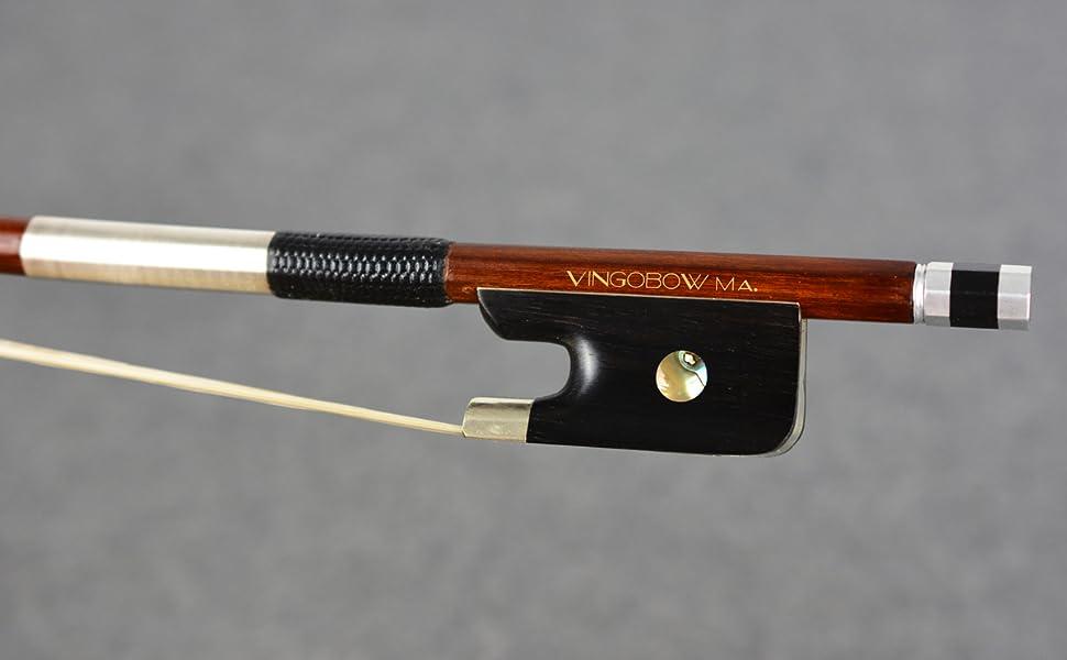 NEW 4//4 Size,Master A Genuine Pernambuco Cello Bow,Warm Sweet Tone Strong Stick