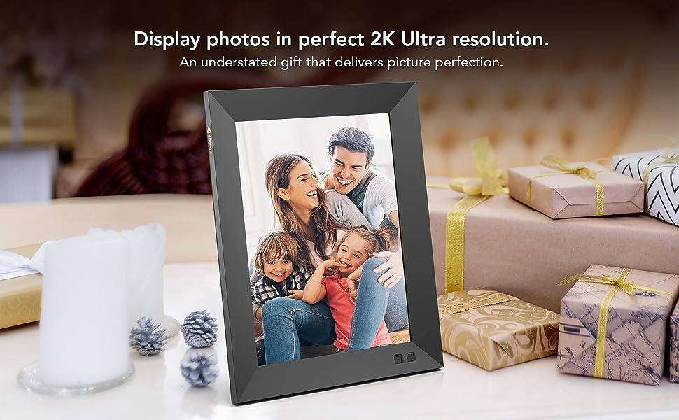 smart digital picture frame