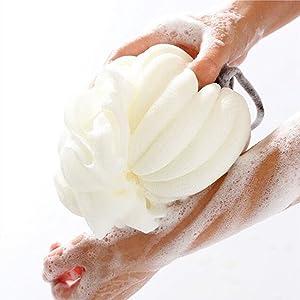 7Silicone Back Scrubber Bath Sponge
