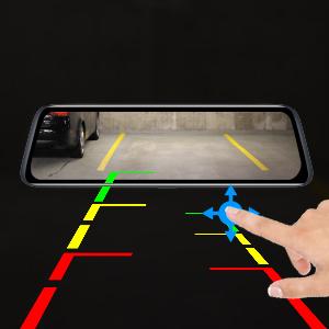 User-defined Parking Lines