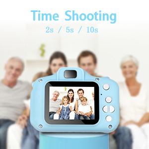 time shooting