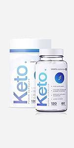 Sports Laboratory Comprimés de régime Keto