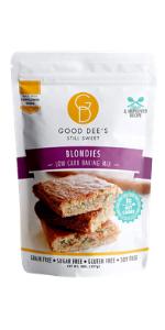 Good Dee's Blondies Baking Mix