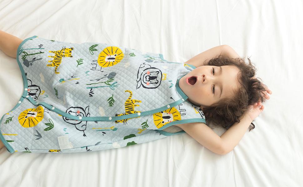 toddler wearable blanket