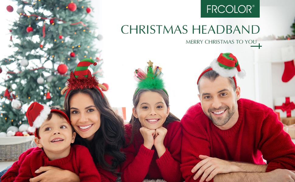 Christmas Headband 1