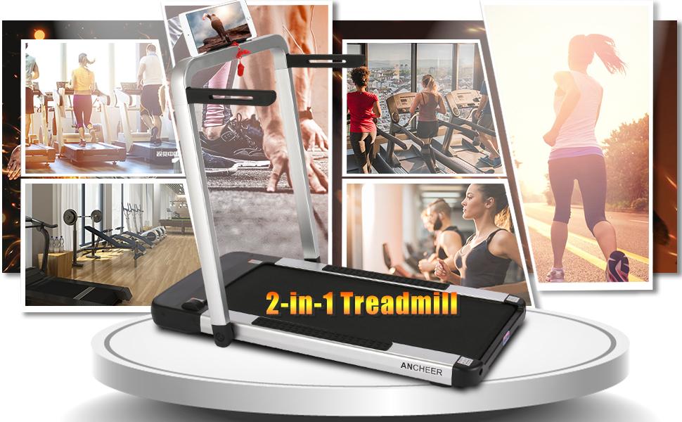 ANCHEER Hmoe Treadmills