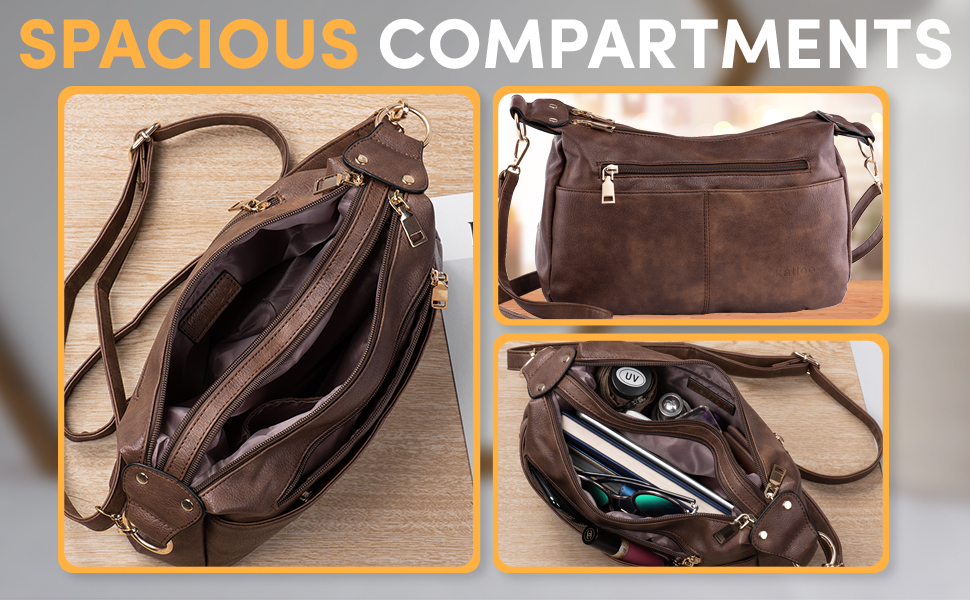 leather cross body bag with long strap