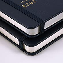 2020-2022 Pocket Calendar