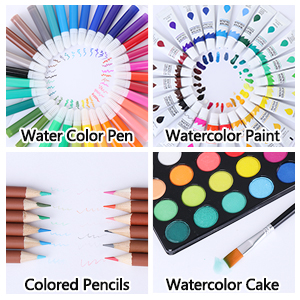 Drawing with Attractive Colors
