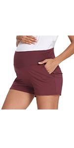 FABRACK Maternity Shorts