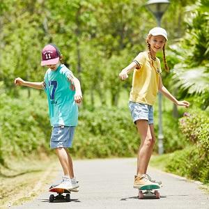 31 inch complete skateboard
