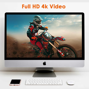 4K & Full HD Recording