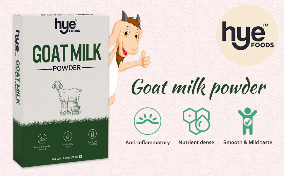 Goat Milk Powder Goat Milk