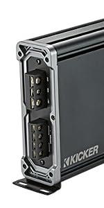 KICKER CX400.1 Mono Amplifier