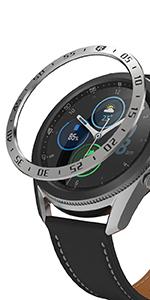 Hecho con acero inoxidable, lleva tu Galaxy Watch 3 45mm al siguiente nivel